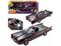 "Mattel 19"" inch Classic 1966 TV Series Batmobile Vehicle New"