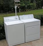 Washer and Dryer Kenmore set (not digital-a regular washer and dryer)