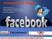Quickly quash the FB complications via 1-877-350-8878 Facebook Tech Support.