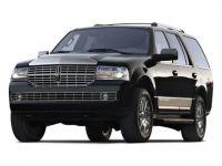 2008 Lincoln Navigator Luxury (Vapor Silver Clearcoat Metallic)