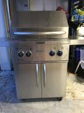 Kitchenaid Stainless Steel (heavy duty) gas grill