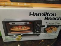 New toaster oven.