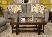 Just Arrived - Sutton Cobblestone Sofa and Loveseat