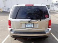 2015 Pilot Honda 4x4 Touring 4dr SUV Alabaster Silver Metallic SUV 4X4 V6 3.50L