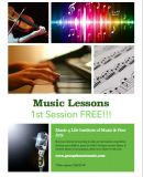 Musc Lessons