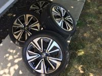 "Find 2016 Honda Civic 17"" OEM wheels & tires, factory rims motorcycle in Sacramento, California, United States, for US $1,350.00"