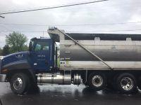 2013 Caterpillar CT660 Dump Truck