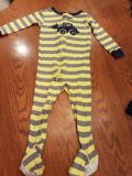 Carter's Boys Footed Pjs - Size 24 Months