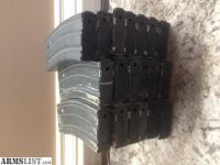 For Sale: USED COLT AR-15 30 RD MAGAZINES