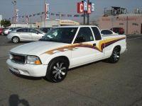 2002 GMC Sonoma SLS 3dr Extended Cab 2WD SB