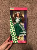 New in Box 1994 Irish Barbie Dolls of the World Collection