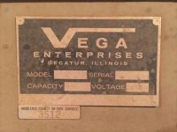 "Vega 6"" Base Wood Jointer"