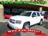 2011 Chevrolet TAHOE 4 DOOR WAGON