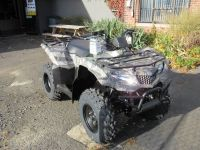 2017 Suzuki KingQuad 400ASi Camo Utility ATVs New Haven, CT