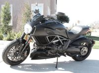 2016 Ducati Diavel Dark Stealth