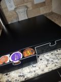 Kcup coffee cup holder by deco bros. Euc