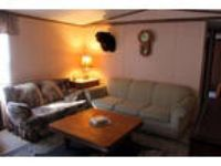 Fully Furnished Oakwood Singlewide 14x70 Mobile Home South Raleigh at