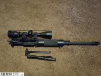 For Sale: .450 Bushmaster Upper w/scope