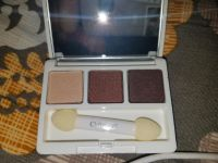 Clinique All About Eye shadow trio Morning Java New