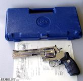 For Sale: 44 Magnum Stainless Steel Colt Anaconda Revolver