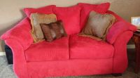 Like new couch and loveseat