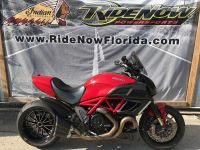 $8,599, 2012 Ducati Diavel