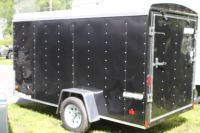 2017 Haulmark Transport 6x12 Ramp Door Cargo Trailers Trailers Adams, MA