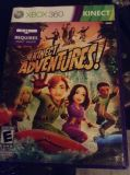 Xbox 360 kinect adventure game
