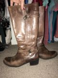 Size 6.5 riding boots