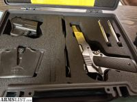 For Sale: Rare Springfield Loaded 1911 .45 with 2 mags and the original box