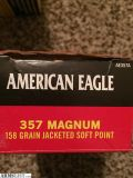 For Sale: 357 mag ammo