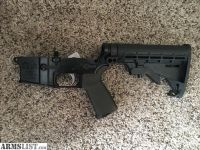 For Sale: AR 15 lower
