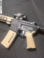 For Sale/Trade: PSA Premium AR15 FDE Midwest Industries