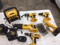Dewalt Tool Bundle