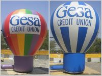 JD Inflatables Cold Air Balloons for Product Promotions