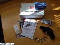 For Sale: NEW Ruger LCR .38+p fiber optic