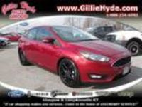 2016 Ford Focus Red, 16K miles