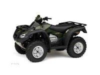 2007 Honda FourTrax Rincon GPScape Utility ATVs Monroe, MI