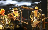 ZZ Top Tickets at Baton Rouge River Center Theatre on 05052015