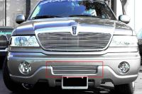Find T-Rex 98-02 Lincoln Navigator Billet Grille Custom Aluminum Polished Grill 25691 motorcycle in Corona, California, US, for US $109.50