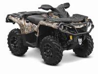 2015 Can-Am Outlander XT 800R Utility ATVs Keokuk, IA