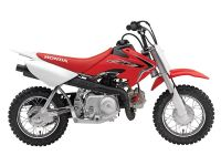 2017 Honda CRF50F Competition/Off Road Motorcycles West Bridgewater, MA