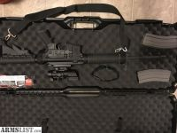 For Sale: Barely use Del-ton AR 15 for sale