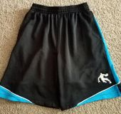 And1 shorts size 8