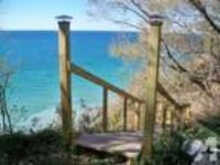 $850 / 4 BR - Lake Michigan Vacation Rental House (Ludington, MI) 4 BR bed