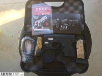 For Sale: Beretta Nano/ CT Laser