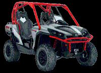 2018 Can-Am Commander XT 800R Side x Side Utility Vehicles Olive Branch, MS