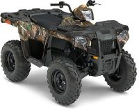 2017 Polaris Sportsman 570 Camo Utility ATVs Rushford, MN