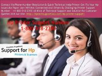 For Quick Support-Avail HP printer tech support 1-800-518-2390