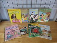 8 Little Golden Books~Vintage~Reduced Again